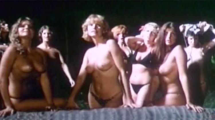 The Erotic Adventures of Robinson Crusoe nude scenes
