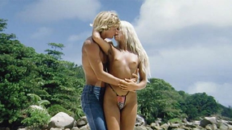 Blue Island nude scenes