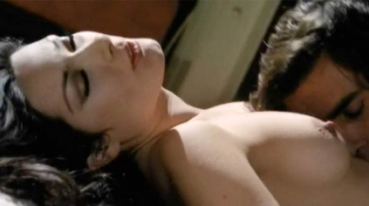 The Case of the Bloody Iris nude scenes