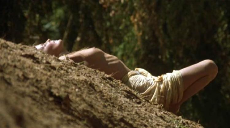 Tarzan, the Ape Man nude scenes