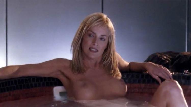 Basic Instinct 2 nude scenes