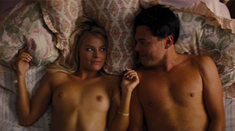 The Wolf of Wall Street nude scenes