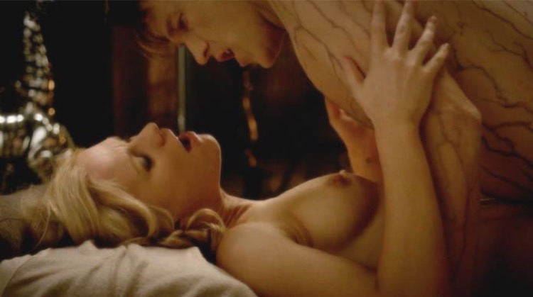 True Blood [Season 7] nude scenes