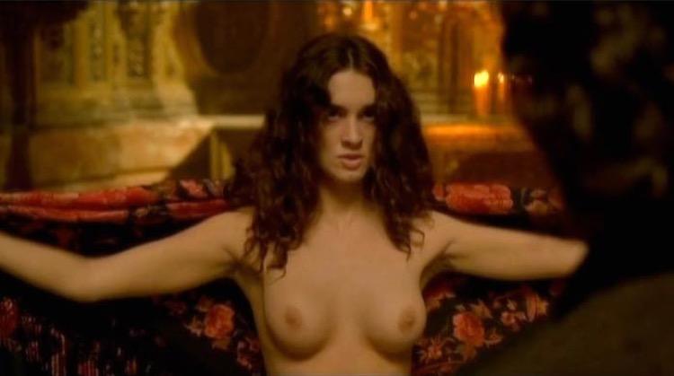 Carmen nude scenes