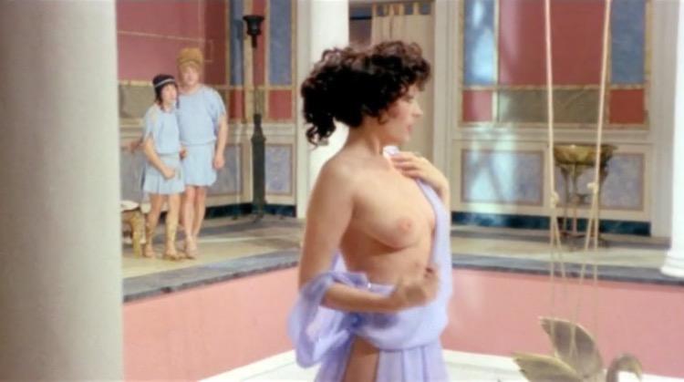 Per amore di Poppea nude scenes