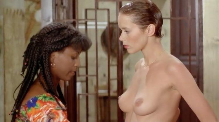Goodbye, Emmanuelle nude scenes