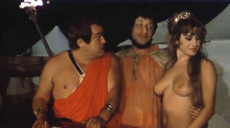 Nerone nude scenes