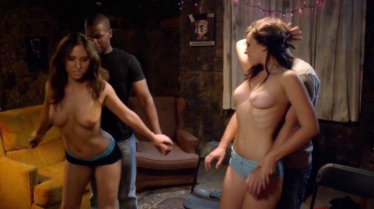 Alpha House nude scenes