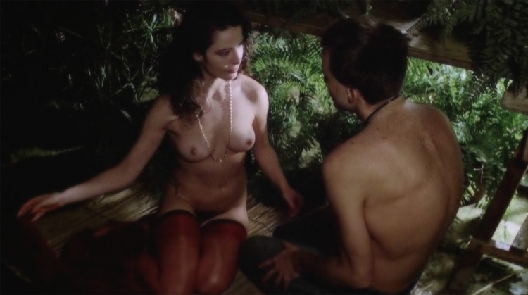 House on the Edge of the Park nude scenes