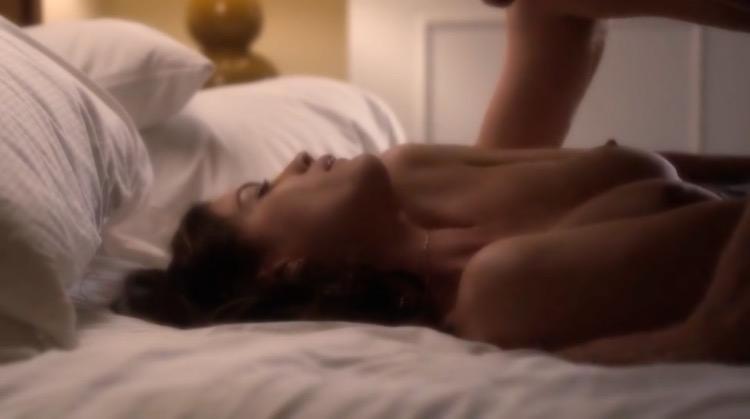 The Ledge nude scenes