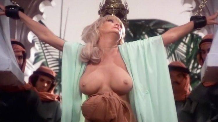 Ilsa, Harem Keeper of the Oil Sheiks nude scenes