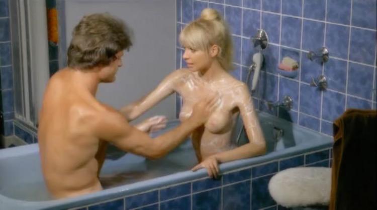 The Swinging Stewardesses nude scenes