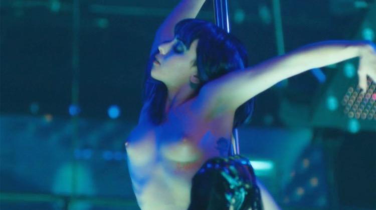 Flesh and Bone nude scenes