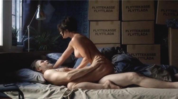 Varg Veum – Svarta får nude scenes