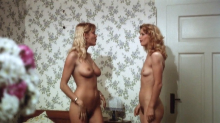 The Amorous Sisters nude scenes