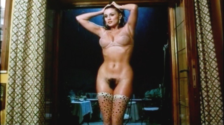 Lady of the Night nude scenes