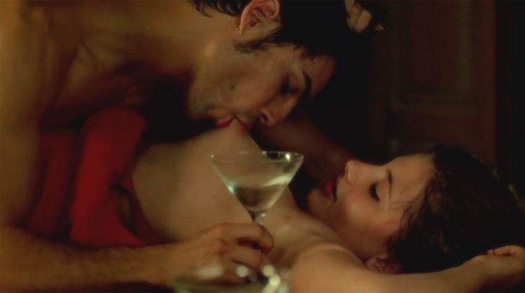 Sex, Party and Lies nude scenes