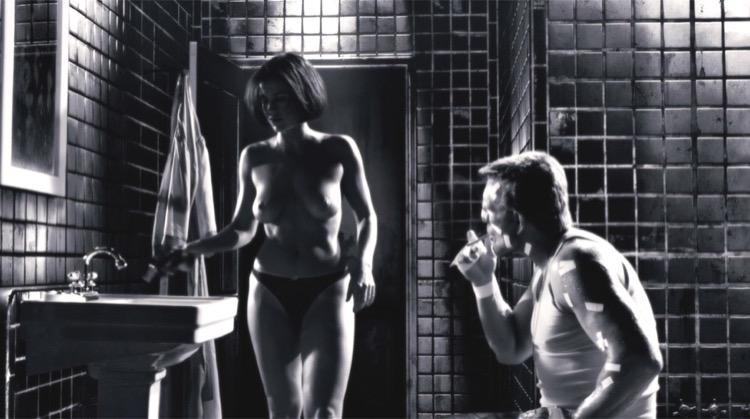 Sin City nude scenes