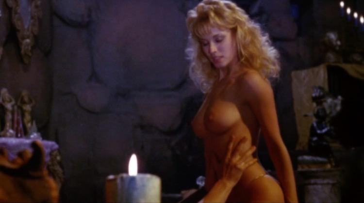 Deathstalker II nude scenes