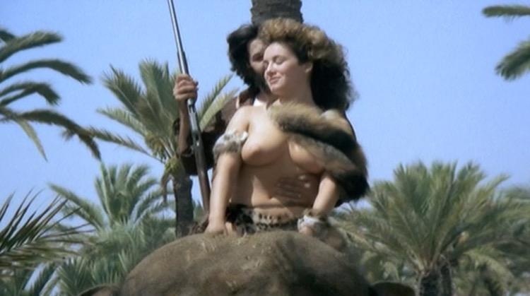 Golden Temple Amazons nude scenes