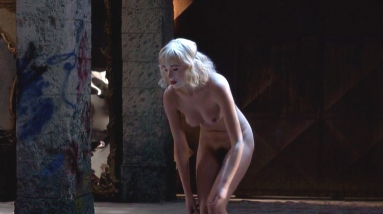 The Unknown Woman nude scenes