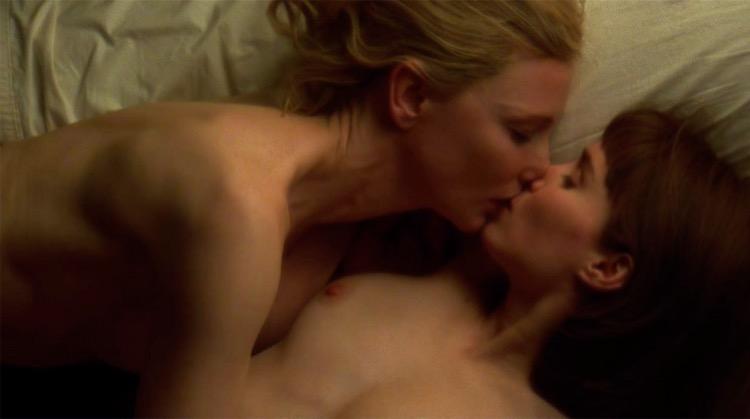 Carol nude scenes
