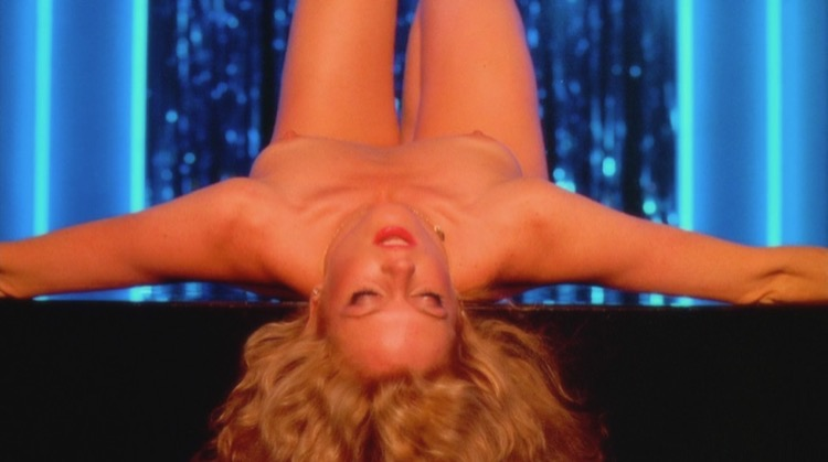 Fear City nude scenes