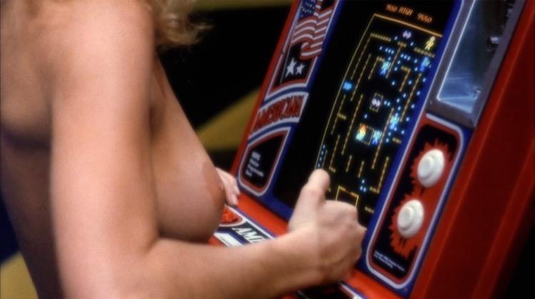 Joysticks nude scenes