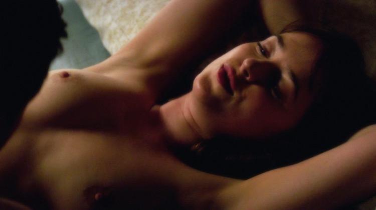 Fifty Shades Darker nude scenes