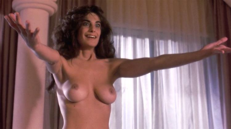 Private Resort nude scenes