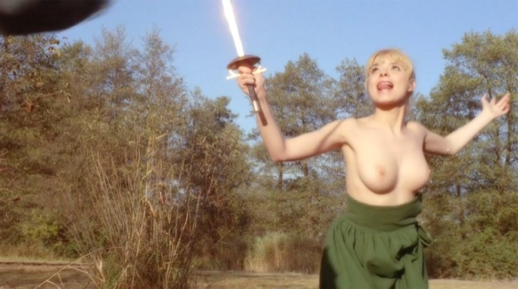 The Sex Adventures of the Three Musketeers nude scenes