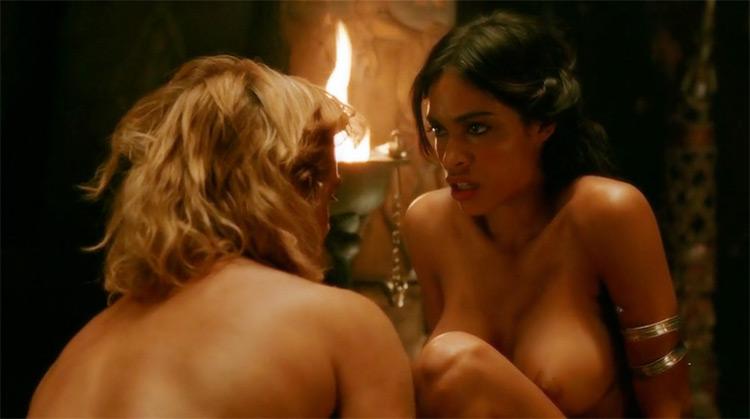 Alexander nude scenes