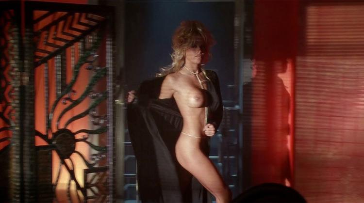 Barb Wire nude scenes