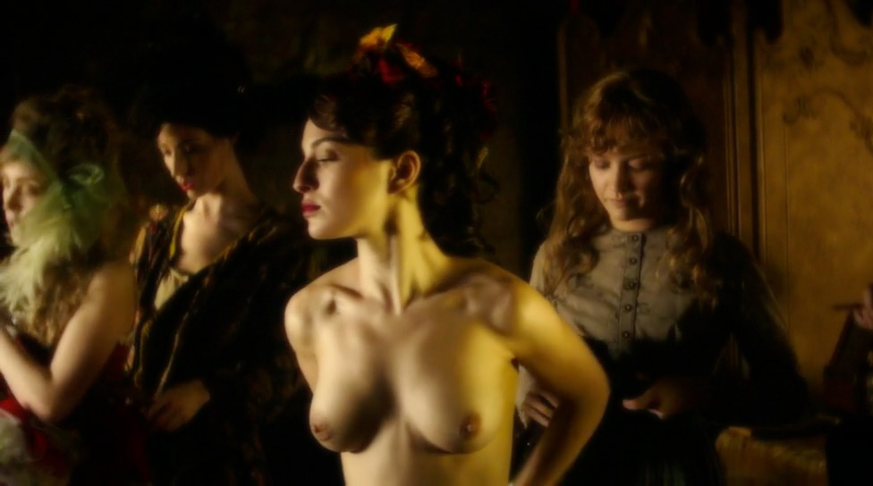 The Limehouse Golem nude scenes