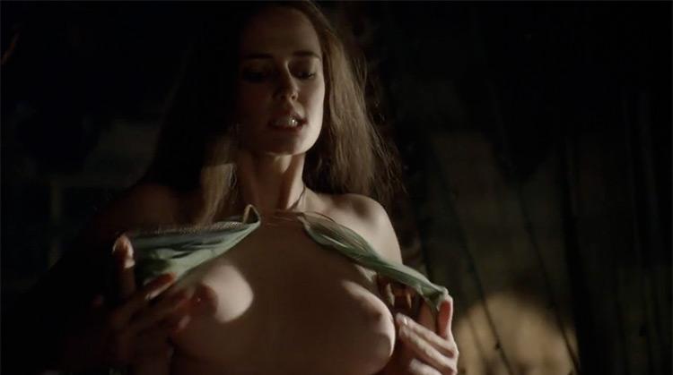 Camelot nude scenes