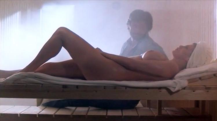 Delirium nude scenes