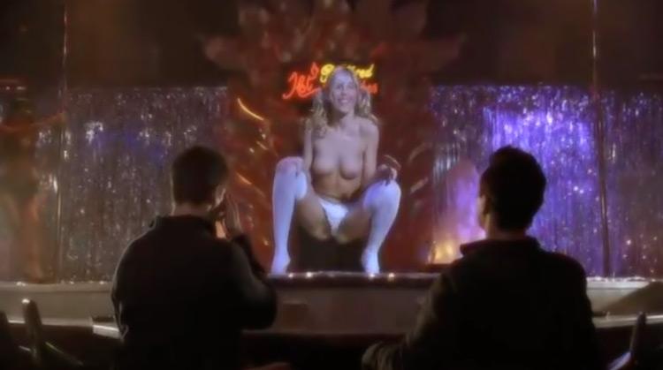The Long Weekend nude scenes