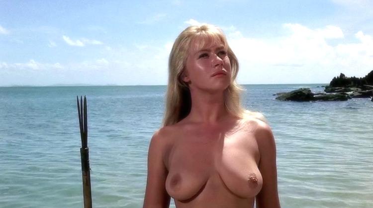 Age of Consent nude scenes