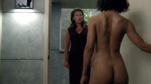 westworld Season 1 Nude Scenes