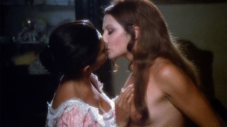 The Devil's Wedding Night nude scenes