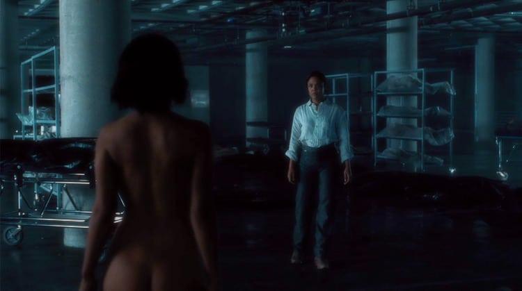 Westworld [Season 2] nude scenes