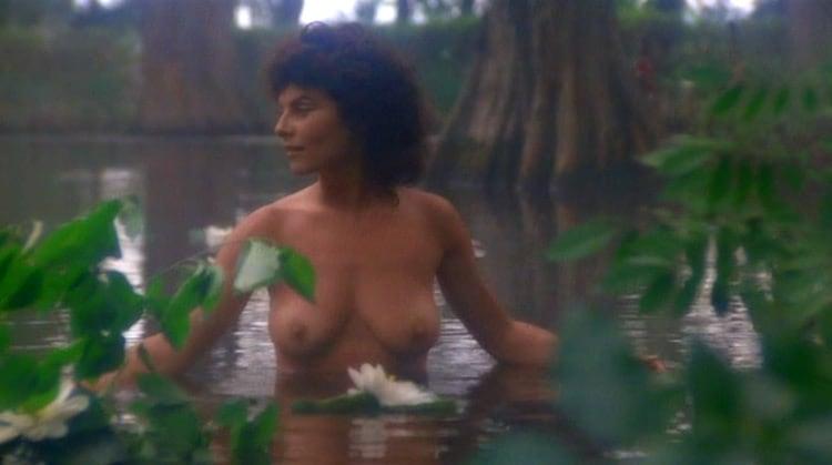 Swamp Thing nude scenes