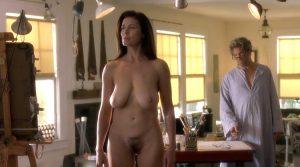 the Door In The Floor Nude Scenes