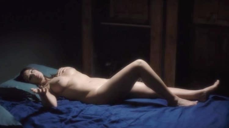 Un été brûlant nude scenes