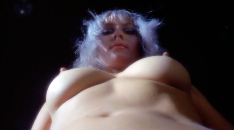 nude girl in clockwork orange