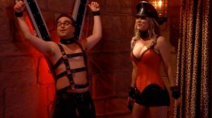 the Big Bang Theory Season 10 Nude Scenes