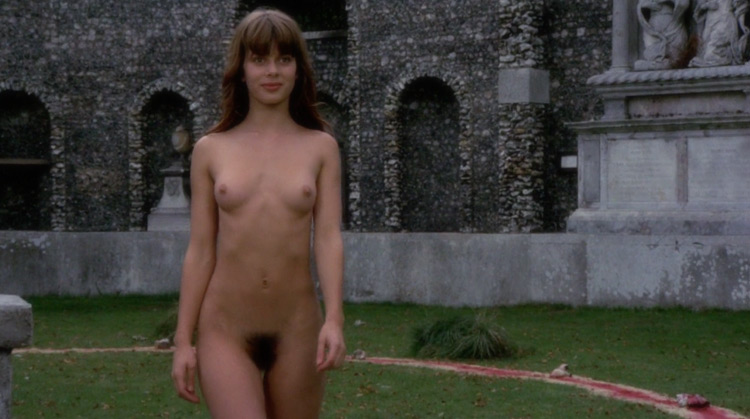 To the Devil a Daughter nude scenes