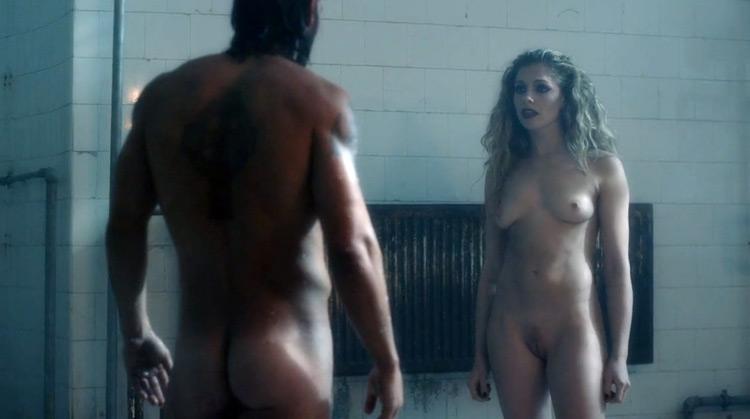 Death Race 4: Beyond Anarchy nude scenes