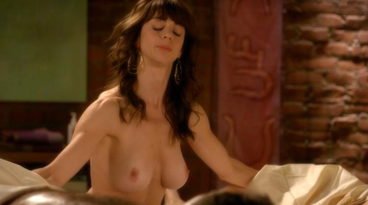 weeds Season 7 Nude Scenes
