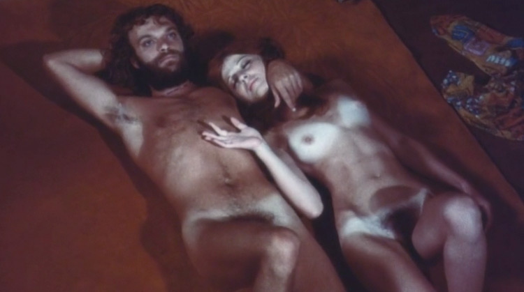 an American Hippie In Israel Nude Scenes